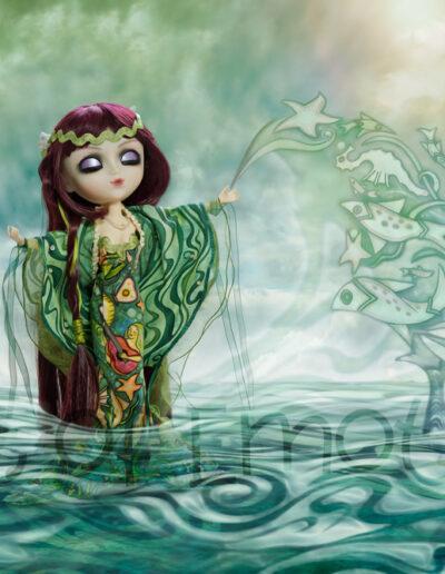 Die Meeresgöttin
