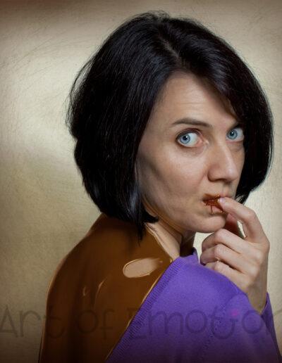 Schokoladenseite