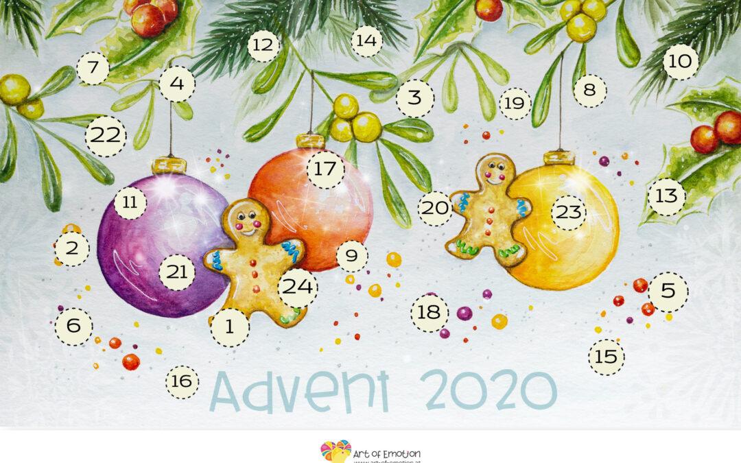 Adventkalender Screenshot