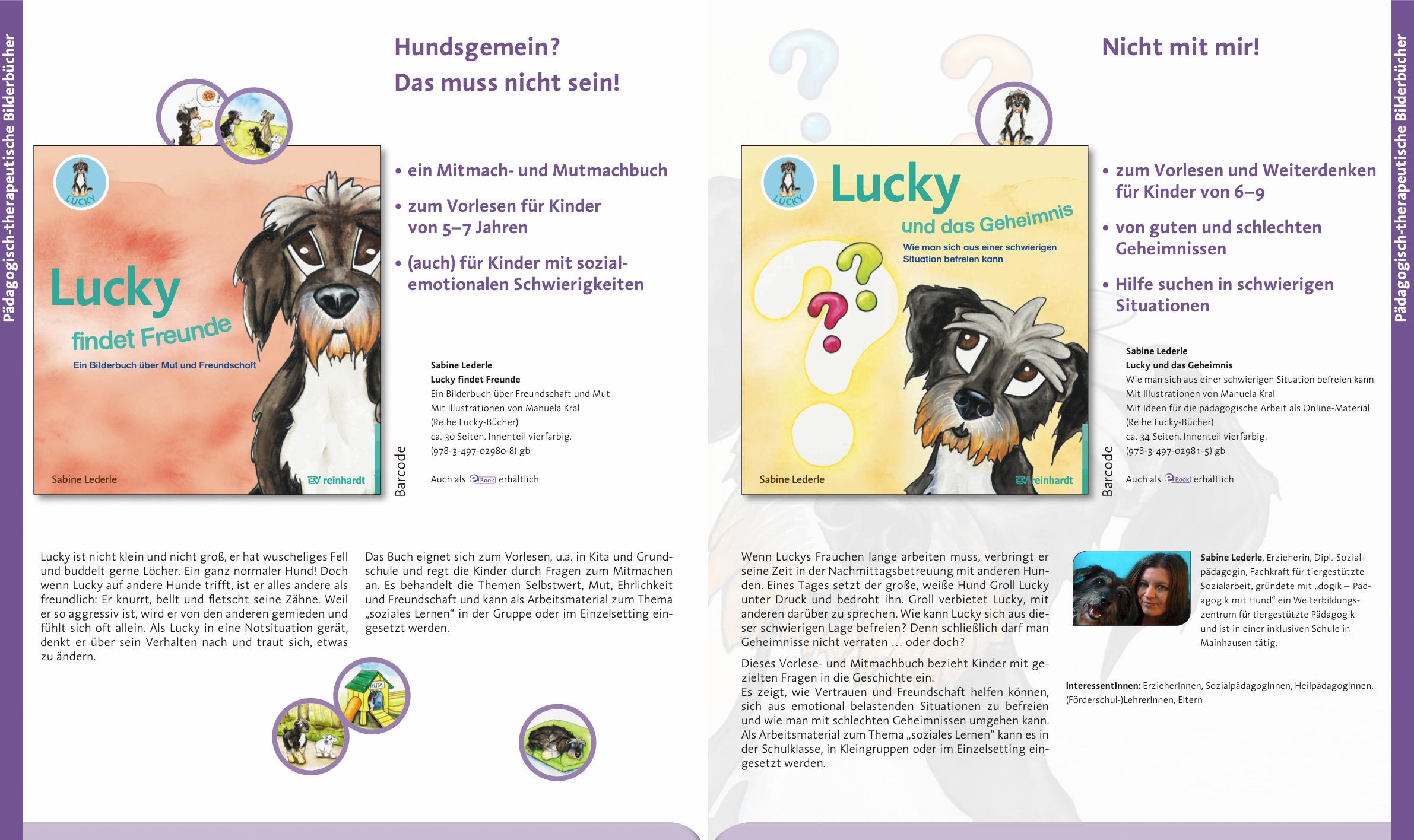 Lucky Bücher Beschreibung