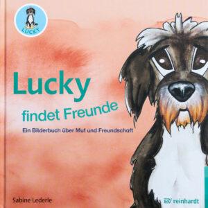 Lucky findet Freunde Titelbild