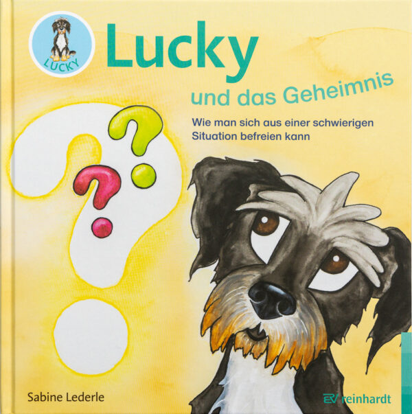 Lucky und das Geheimnis Titelbild